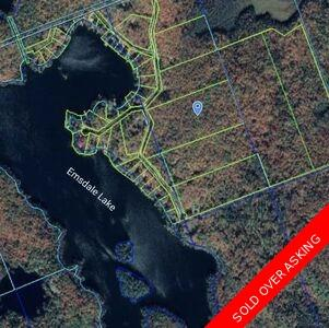 Emsdale Lake Area Vacant Land for sale:    (Listed 2020-08-18)